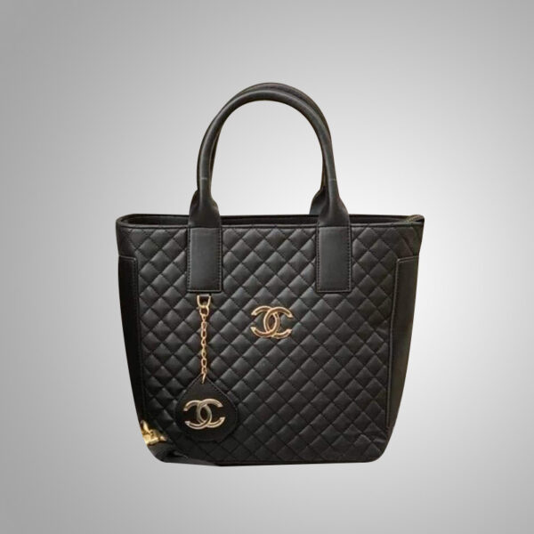 Chanel-Small-Quilted-Tote-handbag